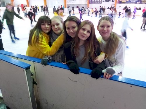 Internat Patinoire