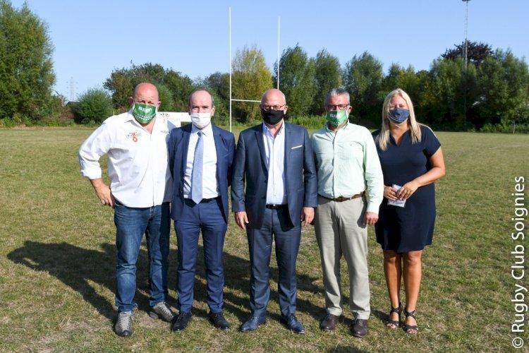 Partenariat entre le Rugby Club sonégien et les Collège & Institut Technique Saint-Vincent