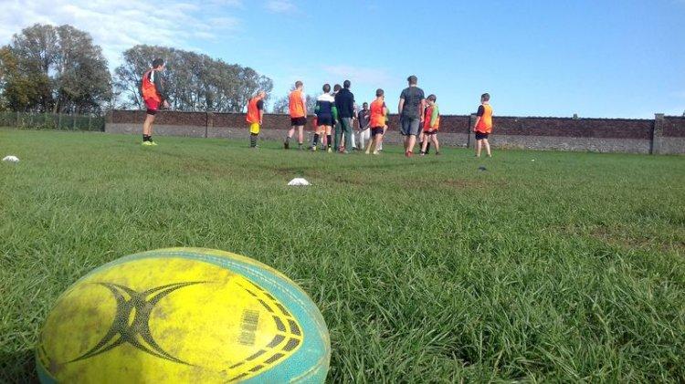 Initiation Rugby : un vrai régal
