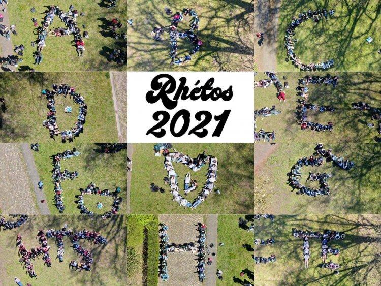 Marche des rhétos – 23 avril 2021