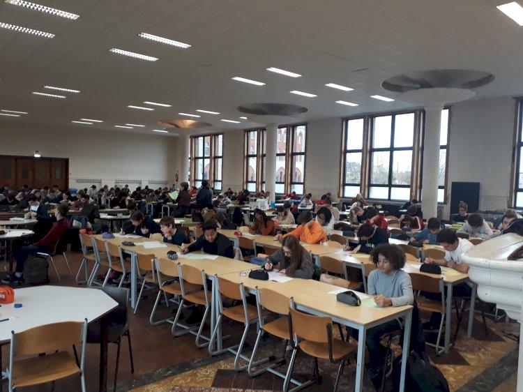 45e Olympiade Mathématique Belge (OMB 2020)