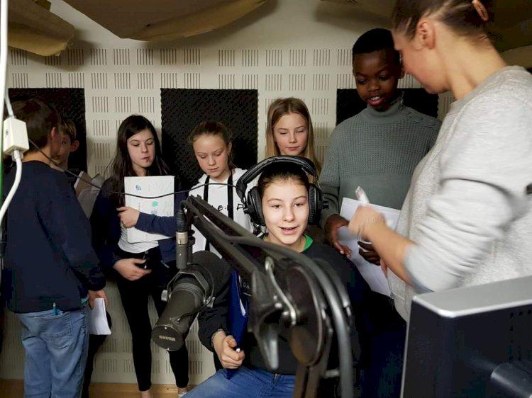 Visite à Antenne Centre TV
