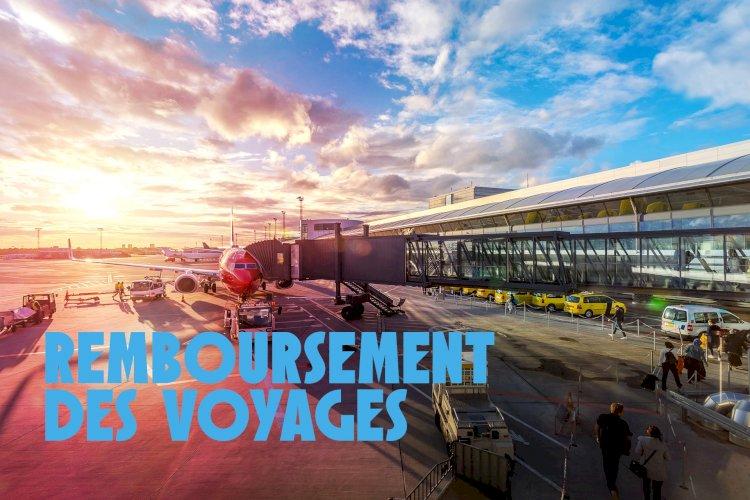 Remboursement des voyages